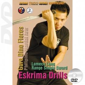 DVD Lameco Eskrima Solo Espada