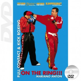 DVD Full Contact & Kick Boxing On the Ring