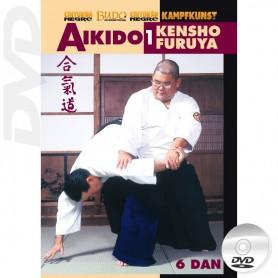 DVD Aikido Furuya VOL1