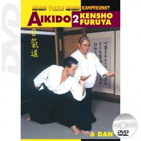 DVD Aikido Furuya VOL2