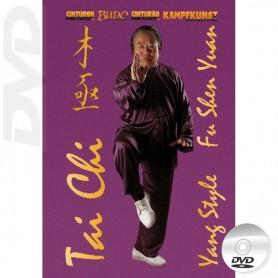 DVD Tai Chi Yang Style Vol1