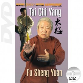DVD Tai Chi Yang Style Vol3