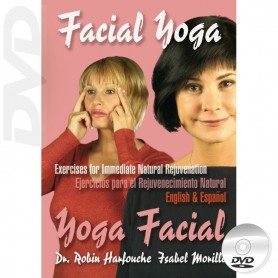 DVD Facial Yoga Natural rejuvenation exercises