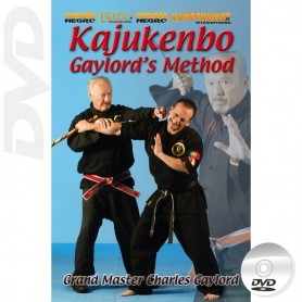 DVD Kajukenbo Gaylord Methode