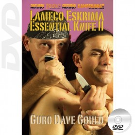 DVD Lameco Eskrima Essential Knife Vol2