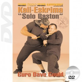 DVD Lameco Eskrima Solo-Baston Single Stick