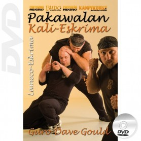 DVD Lameco Eskrima Essential Knife Vol4 Pakawalan