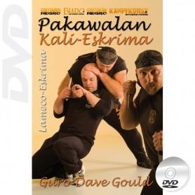 DVD Lameco Eskrima Essential Knife Vol4 Pakawalan