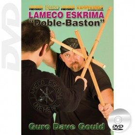 DVD Lameco Eskrima Doble Baston