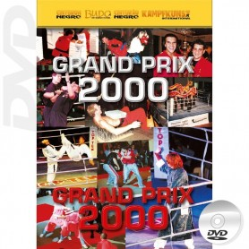 DVD International Grand Prix 2000 Martial Arts Festival