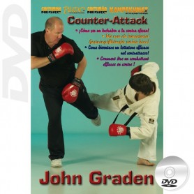DVD Kick Boxing How to be an efficient counter fighter