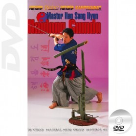 DVD Haidong Gum Do