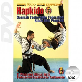 DVD Hapkido Official Program