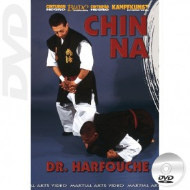 DVD Chin Na Agarres y Llaves