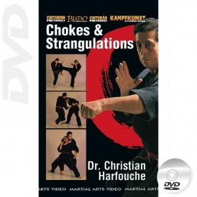 DVD Chokes & Strangulations Shorite Ryu Tai Jutsu