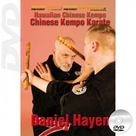 DVD Chinese Kempo Karate
