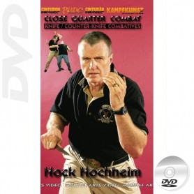 DVD Close Quarter Combat Cuchillo y Contras