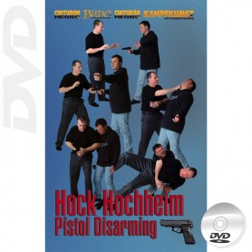 DVD Close Quarter Combat Pistol Disarming