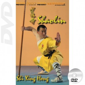 DVD The 18 movements of Shaolin Kung Fu