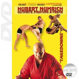 DVD Ultimate Fighting X-Treme 1 Derribos