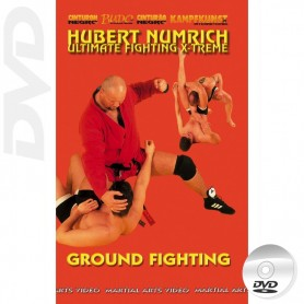 DVD Ultimate Fighting X-Treme3 Ground fighting