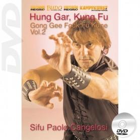 DVD Hung Gar Gong Gee Fook Fu Kune Form Vol 2