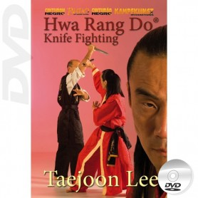 DVD Hwa Rang Do Combate con cuchillo