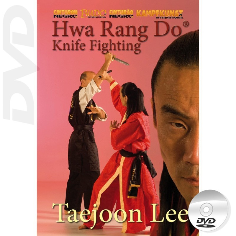 DVD Hwa Rang Do Knife Fighting