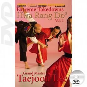 DVD Hwa Rang Do Extreme Takedowns Vol1