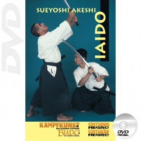 DVD Iaido Vol 1