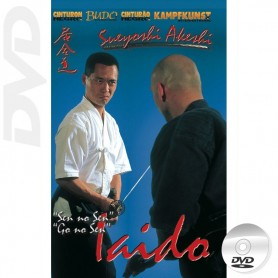 DVD Iaido Vol2 Sen No Sen, Go No Sen