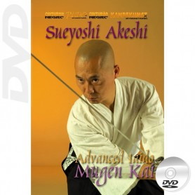 DVD Iaido Avanzato sistema Mugen Kai