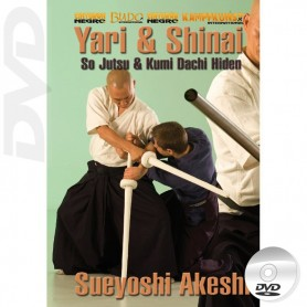 DVD Yari and Shinai