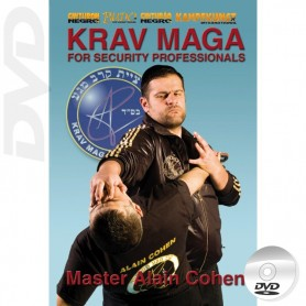 DVD Krav Maga for Security Professionals