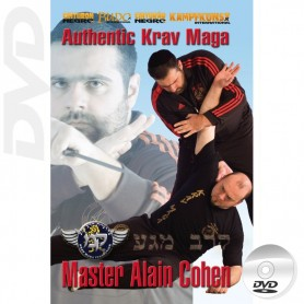 DVD Authentic Krav Maga