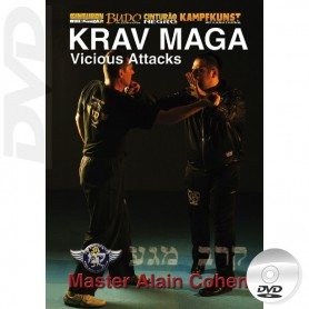 DVD Krav Maga Vicious attacks