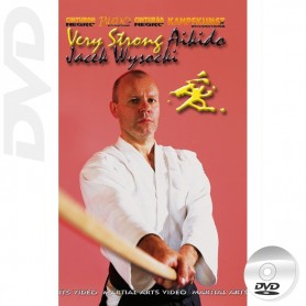 DVD Very Strong Aikido Kobayashi Ryu
