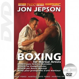 DVD Boxing for Martial Artists