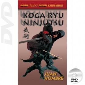 DVD Koga Ryu Ninjutsu Empty Hands