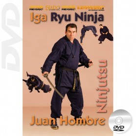 DVD Iga Ryu Ninjutsu Empty Hands Techniques