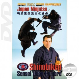 DVD Japan Ninjutsu Shinobiken