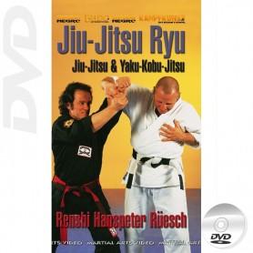 DVD Jiu Jitsu Ryu SDA Vol 1