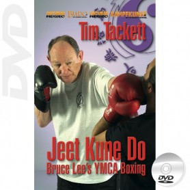 DVD Jeet Kune Do Sparring