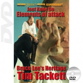 DVD JKD Elements of Attack
