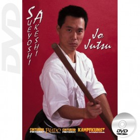 DVD Jo Jutsu