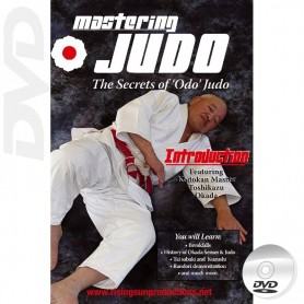 DVD Mastering Judo Introduction