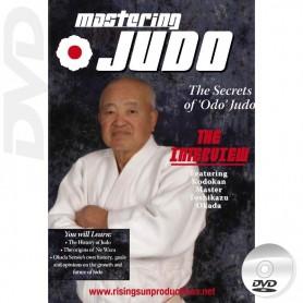 DVD Mastering Judo. Master Okada Interview