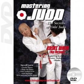 DVD Mastering Judo Koshi Waza Hip Techniques