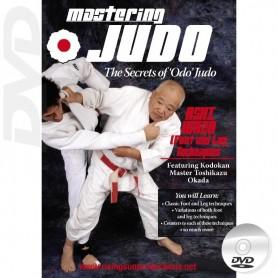 DVD Mastering Judo Ashi Waza Foot & Leg Techniques