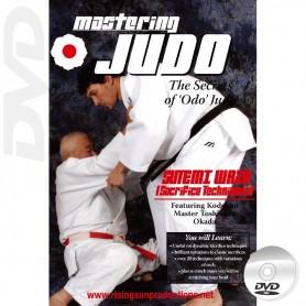 DVD Mastering Judo Sutemi Waza Opfer Techniken